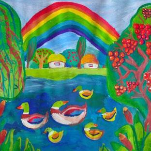 IYAA少儿绘画大赛7 预估拍卖价:CNY5,000