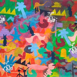 IYAA少儿绘画大赛10 预估拍卖价:CNY110,000