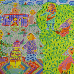 IYAA少儿绘画大赛14 预估拍卖价:CNY500,000