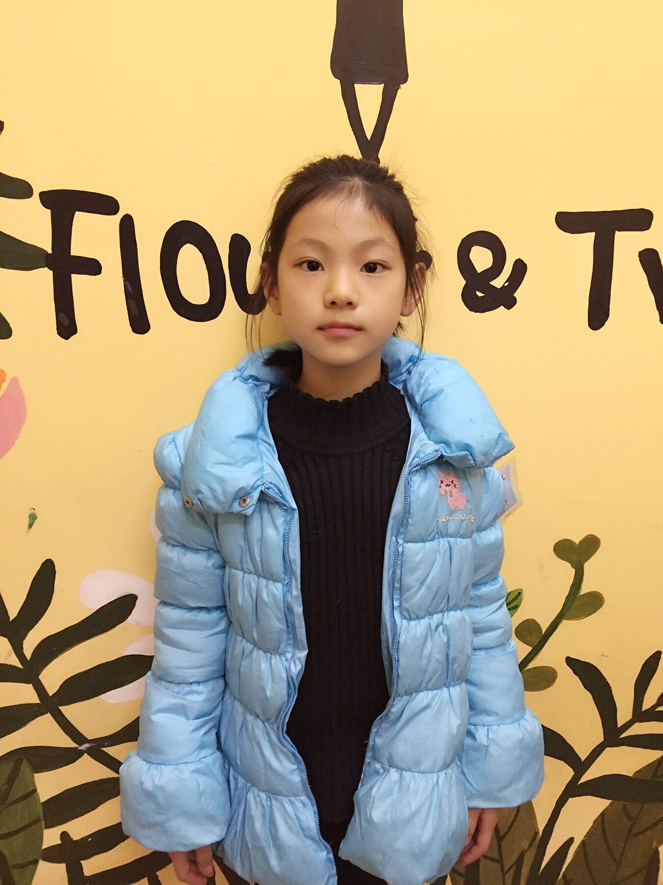 李玥蓉-国际青少年艺术家